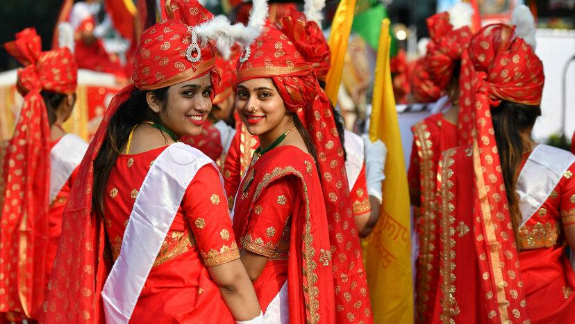 Mahaveer Jayanthi festival celebrations