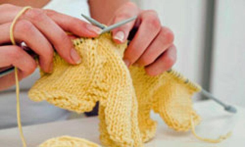 赤ちゃんの毛布の作り方