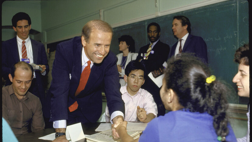 Joe Biden campaign 1988