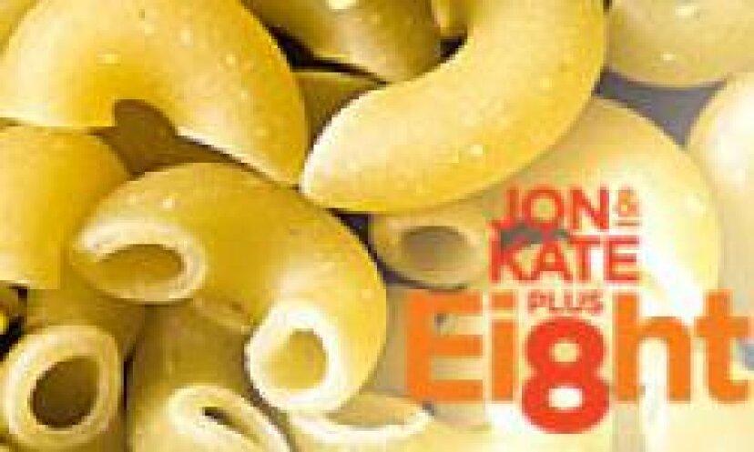 ジョン&ケイトプラス8レシピ