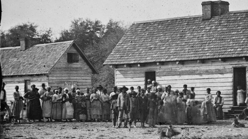 freed slaves
