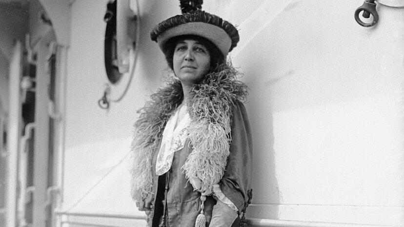 """The loads of money Katharine McCormick contributed to contraceptive research certainly helped """"the pill"""" come to fruition, but her contributions to the women's rights movement extended beyond her philanthropy. Bettmann/Getty Images"""