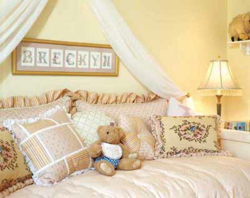 子供の寝室の装飾のアイデア