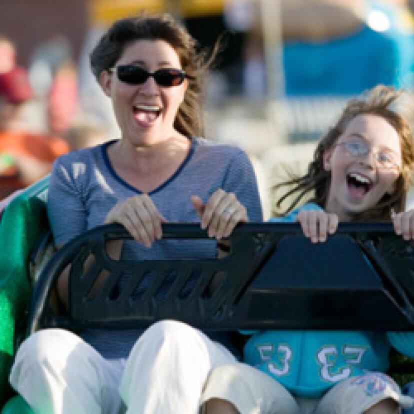 テーマパークで子供を安全に保つための5つのヒント
