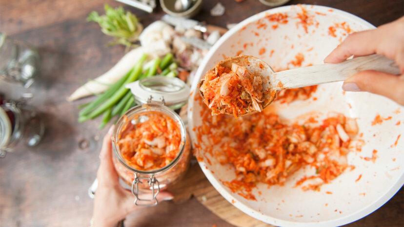 ¿El kimchi es bueno o malo para ti?