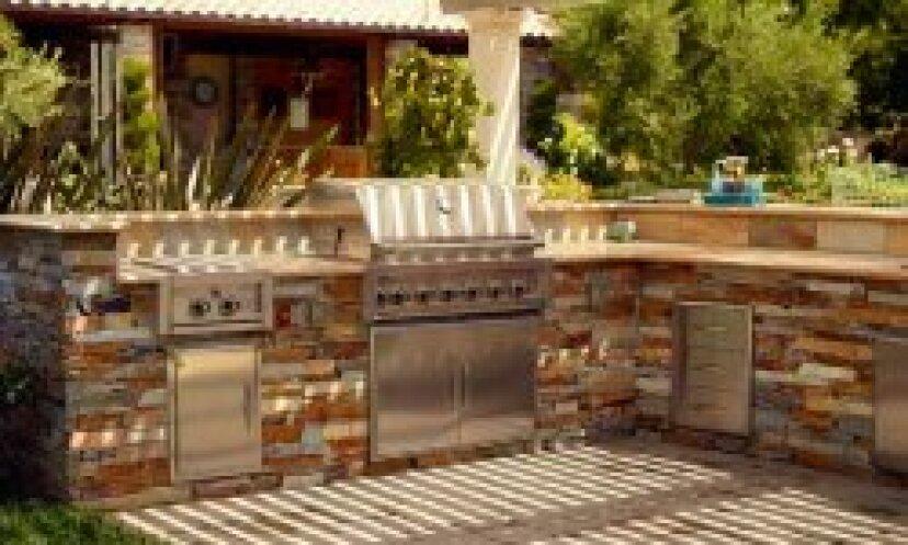 屋外キッチンデザインの5つのアイデア