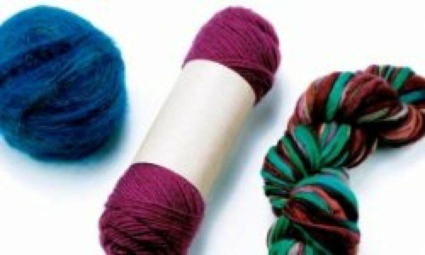 糸でキルティング