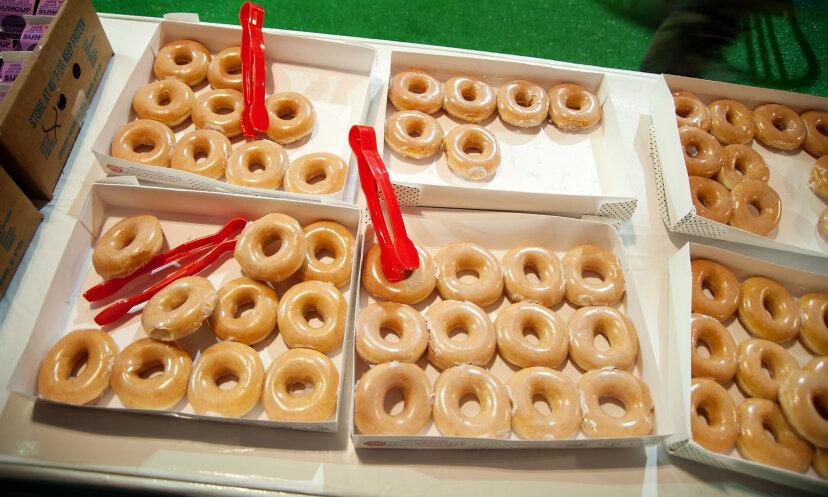 Krispy Kreme Steve Snowden/Getty Images Entertainment/Getty Images