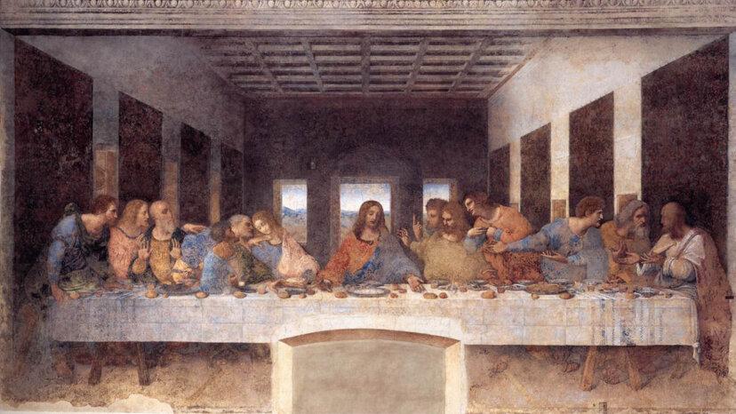 「最後の晩餐」:傑作レオナルドは描きたくなかった