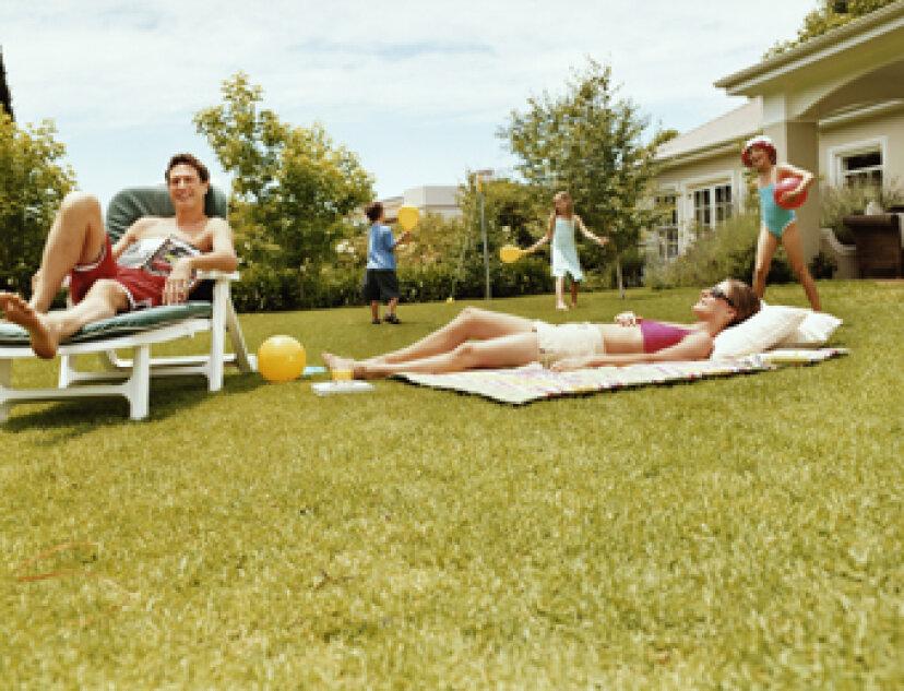 あなたが作ることができる簡単なDIY芝生ゲーム