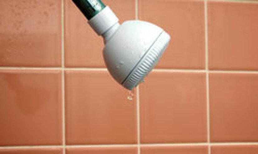 漏れのあるシャワーヘッドの費用はいくらですか?