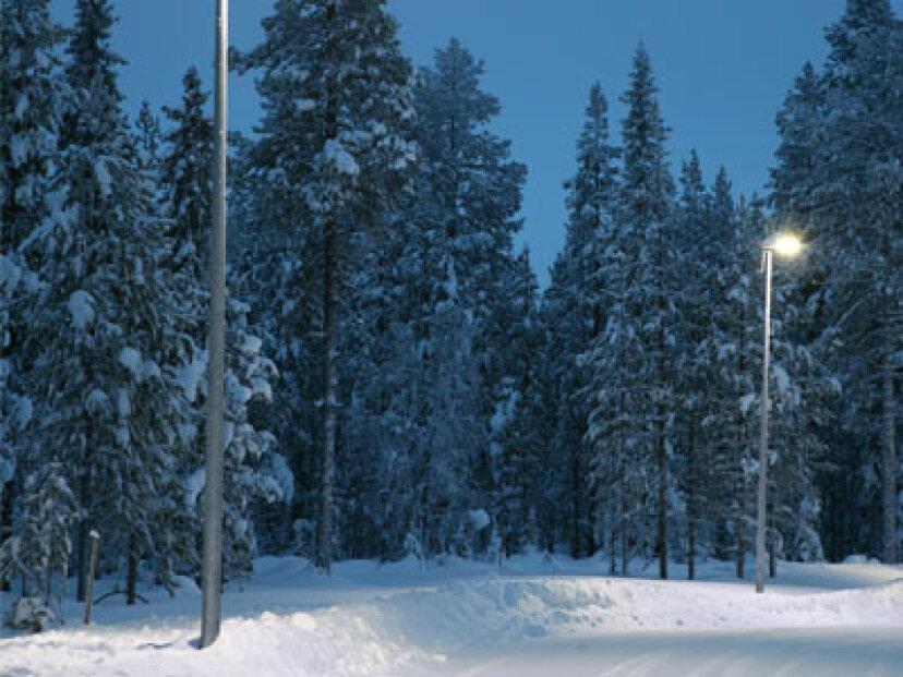 LED街路灯のしくみ