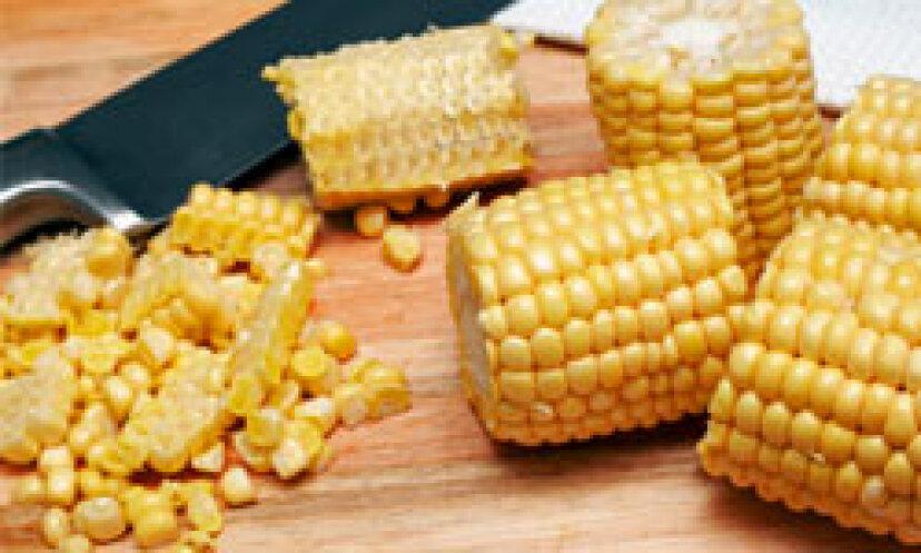 穂軸に残ったトウモロコシの 5 つのレシピ