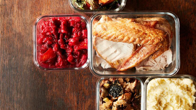 感謝祭の残り物を再利用する10の方法