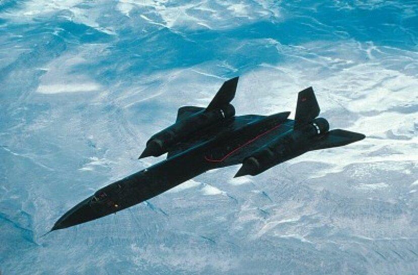 ロッキードSR-71ブラックバード
