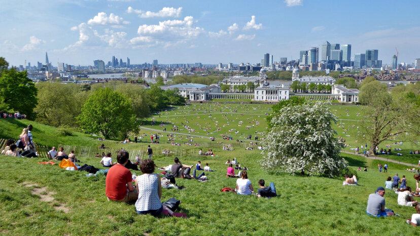 ロンドンが世界初の国立公園都市になる