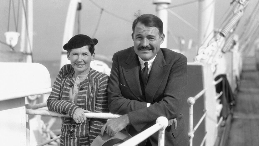 Ernest Hemingway, Pauline Hemingway