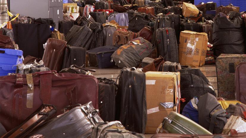Cuando el equipaje perdido se recupera definitivamente