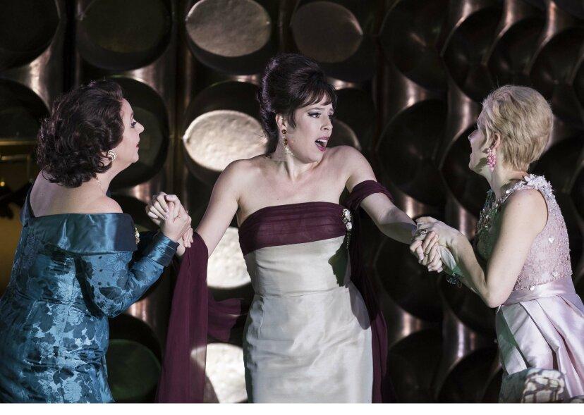 Escuche la nota más alta jamás cantada en la Metropolitan Opera