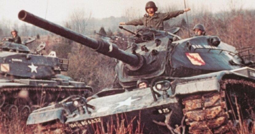 M-60主力戦車