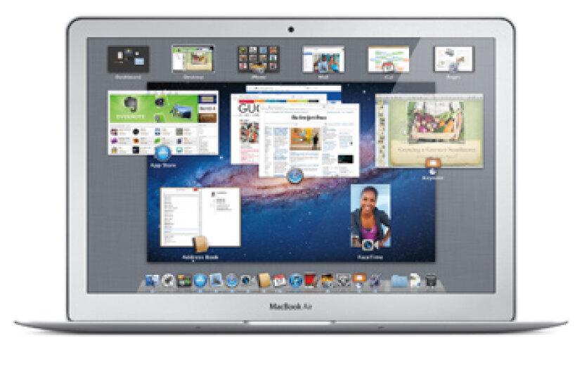 Mac OS X の仕組み