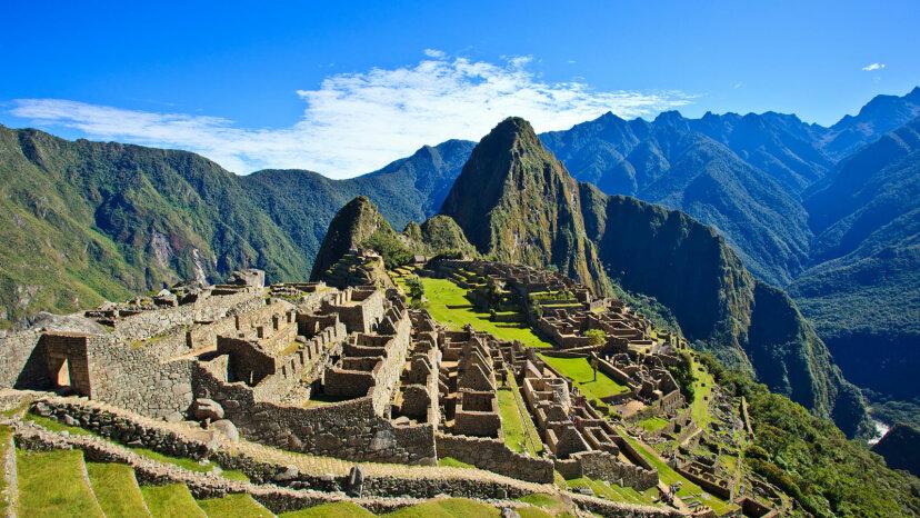 Machu Picchu: Die Geheimnisse dieser sagenumwobenen Bergspitzenstadt