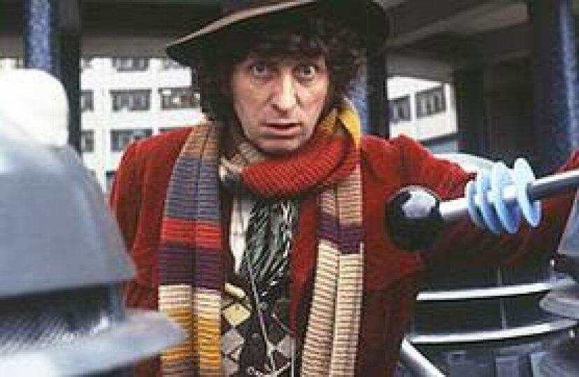 ドクター・フーのスカーフを作る