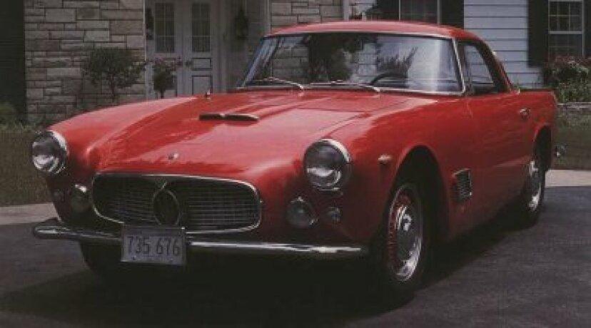 マセラティスポーツカー