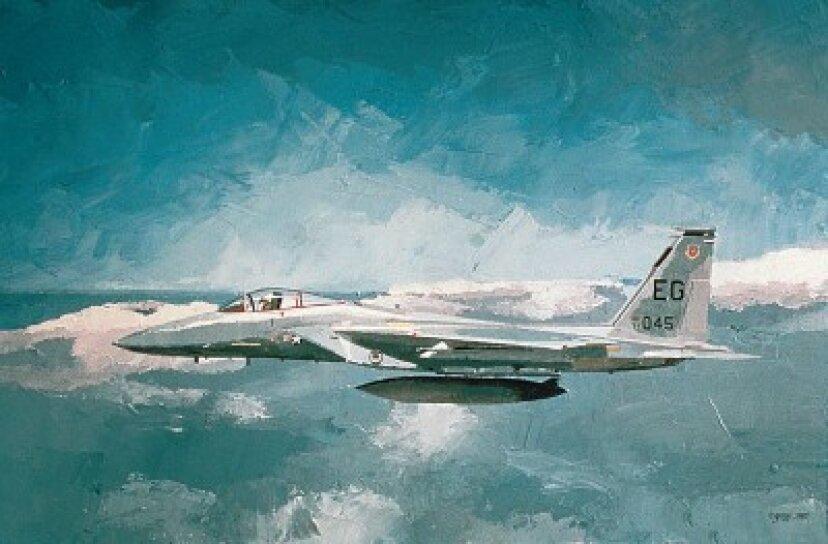 マクドネルダグラスF-15イーグル