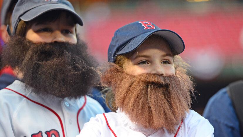男性のひげは犬の毛皮よりも多くの細菌を運ぶ、研究は示唆している