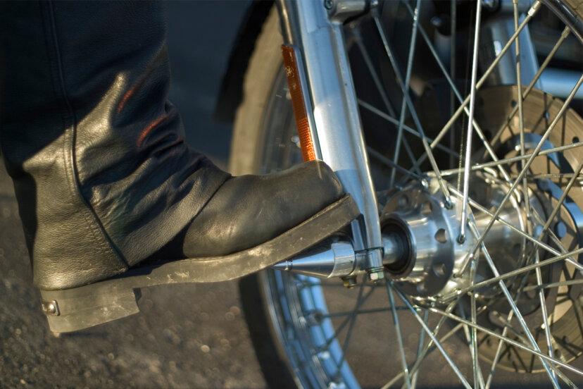 オートバイのブーツはどれくらい重要ですか?