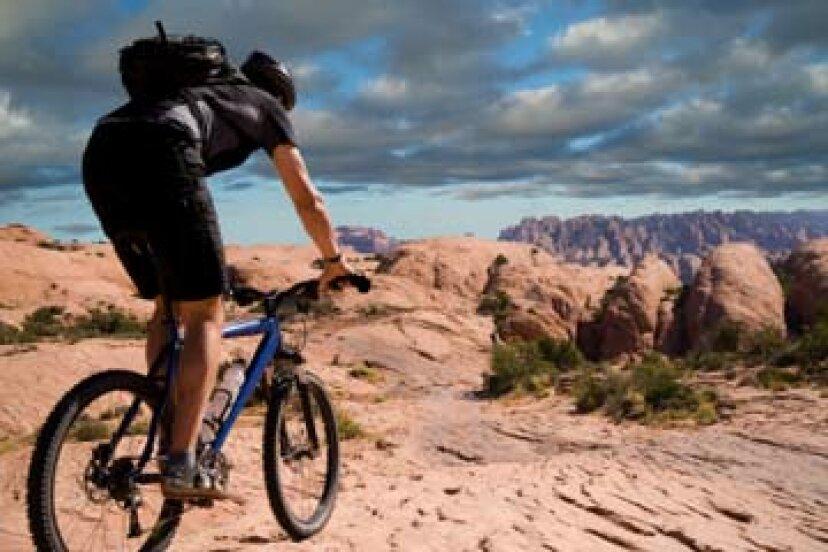 マウンテンバイクトレーニングのトップ5のヒント