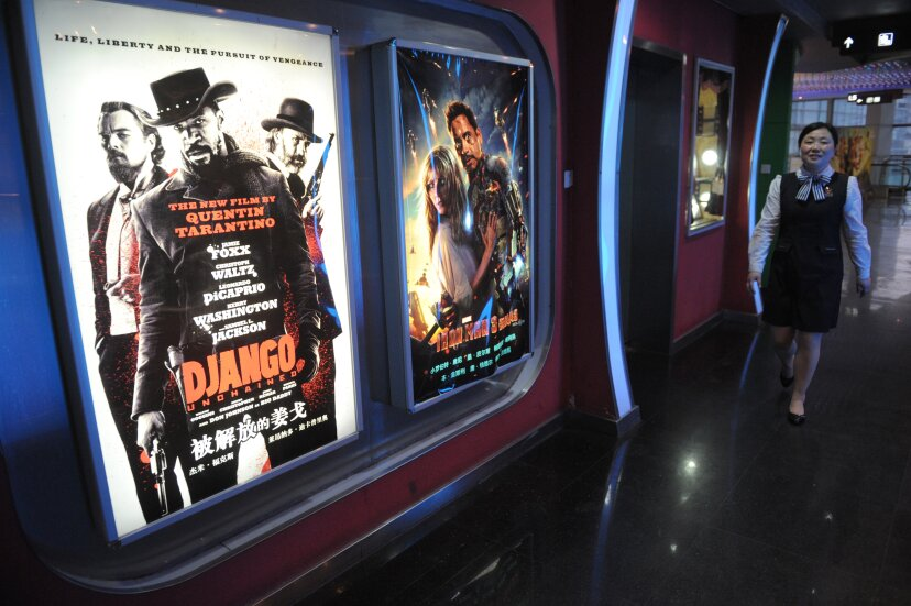 映画のポスターがとても似ているのはなぜですか?