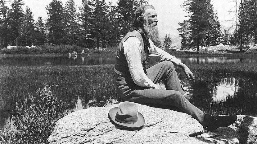 ジョンミューアが国立公園システムへの道を開くのにどのように役立ったか
