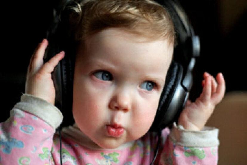 音楽は私の赤ちゃんをより賢くすることができますか?