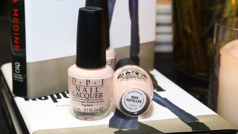 OPI Man Repeller nail polish