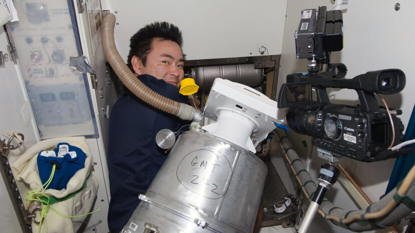 Los 10 momentos principales en la historia del baño espacial