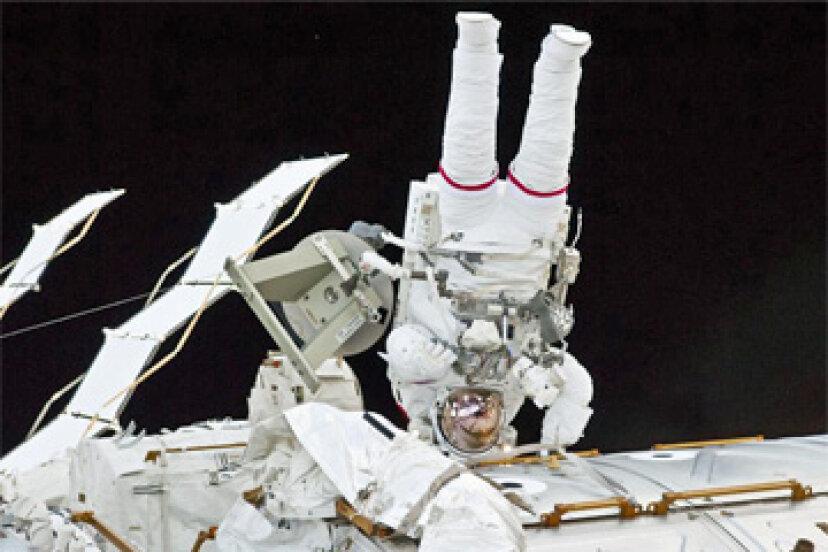 NASAはどのようにしておむつを永遠に変えましたか?