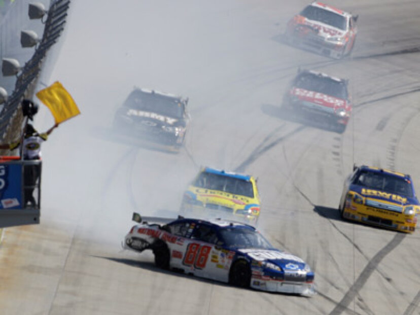 NASCARの紳士協定は何でしたか?