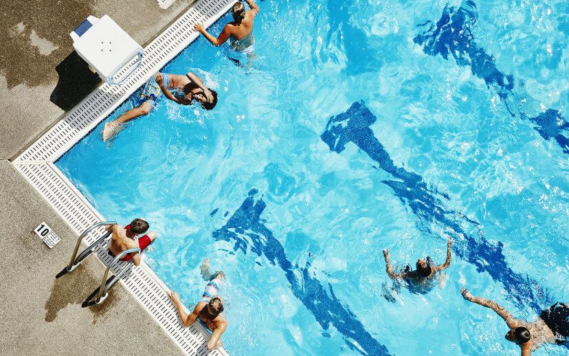 Code Brown: Las piscinas son desagradables, dice un estudio