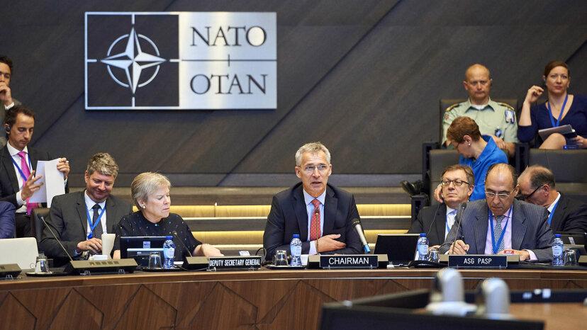 Cómo funciona la OTAN