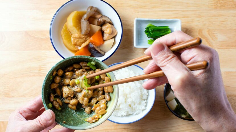 Natto ist eines der funkigsten fermentierten Lebensmittel Japans