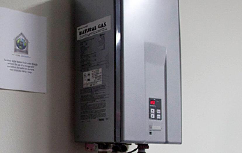 どのような天然ガス家電が利用できますか?