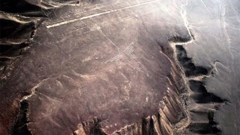 Drohnen entdecken 'neue' alte Nazca-Linien
