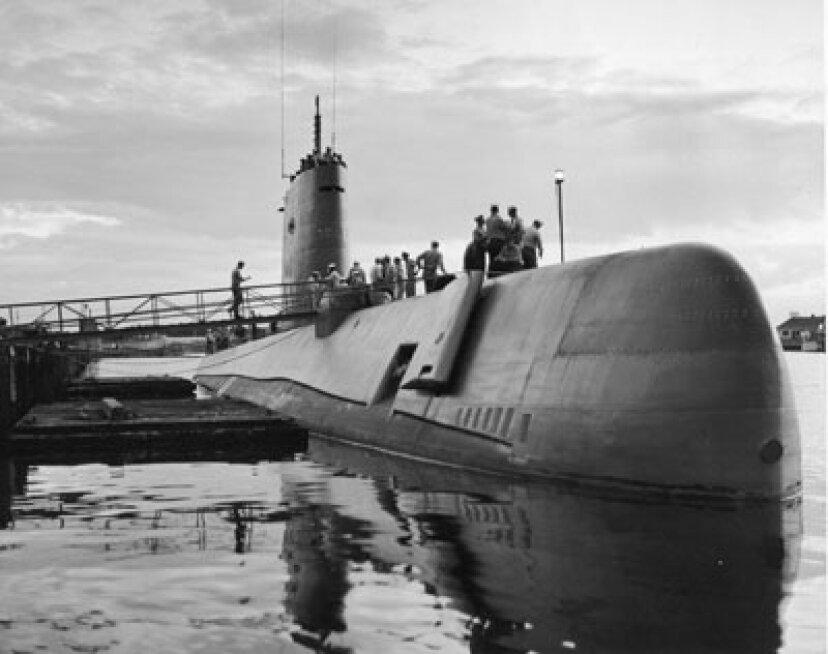 原子力潜水艦はまだ必要ですか?