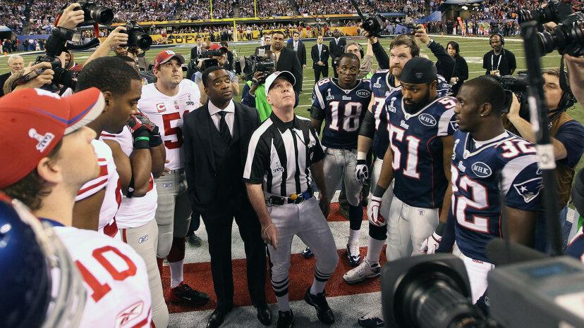 Cómo conseguir el concierto como oficial del Super Bowl