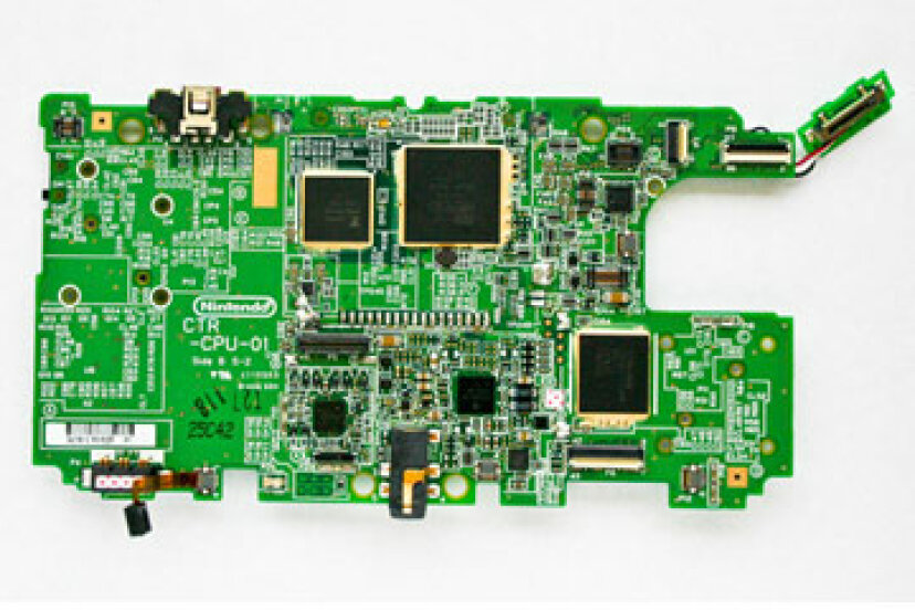ニンテンドー3DSの内部