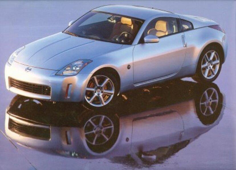 日産350Zデザイン