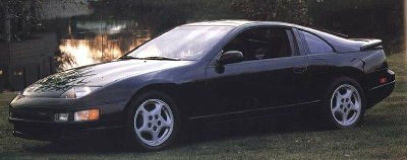 日産300ZXターボ