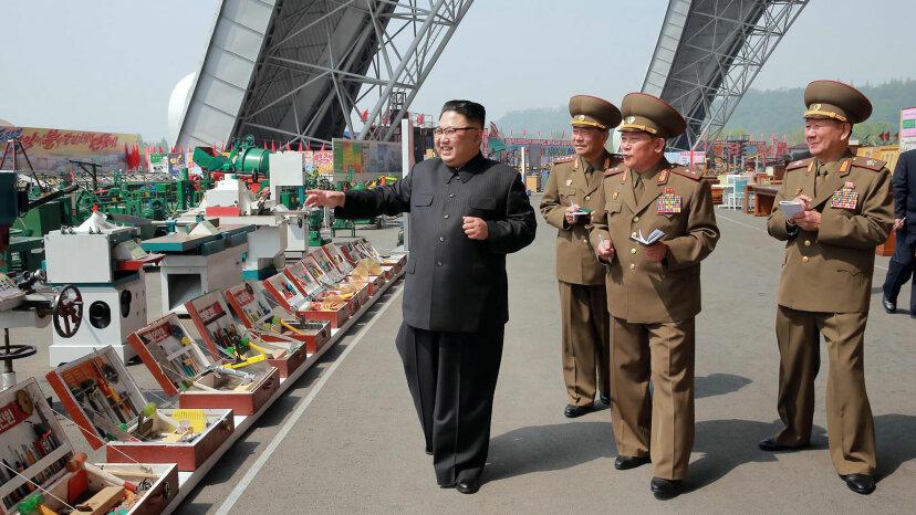 Cómo funciona Corea del Norte